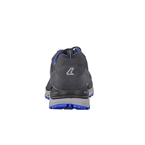 Lowa ,  Scarpe da camminata ed escursionismo uomo 9340 ASPHALT/BLAU 13