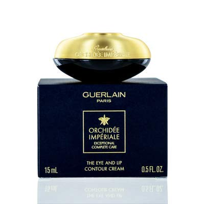 Guerlain Orchidee Imperiale Exceptional Complete Care Eye and Lip Cream for Unisex, 0.5 Ounce from GUERLAIN