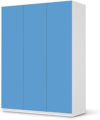 Muebles de pantalla para Ikea Pax Armario 201 cm altura – 1, 2, 3, 4 puertas y puerta corredera, pantalla de diseño decorativo Muebles de pantalla | Wohnung verschönern Decoración Ideas, distintos colores: Amazon.es: Hogar
