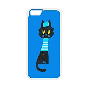 "Custom iPhone6 4.7"" Case, Personalized iPhone6 4.7"" Cover - MEOW"