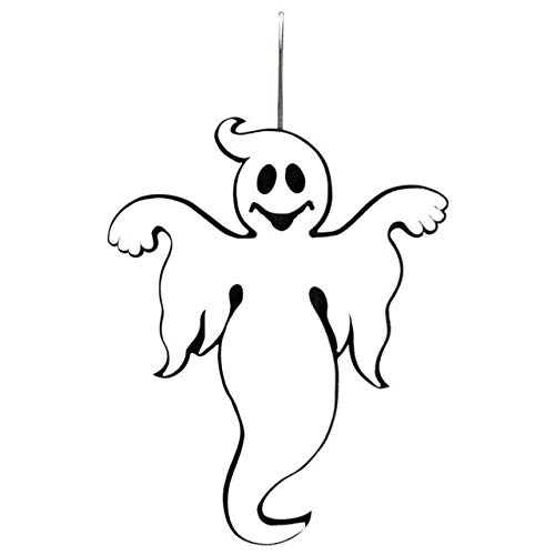 Party Diy Decorations - Halloween Ghost Door Wall Decoration Festival Home Party Holiday Supply - Threshold Spook Spectre Specter Doorway Wraith Access Haunt - 1PCs