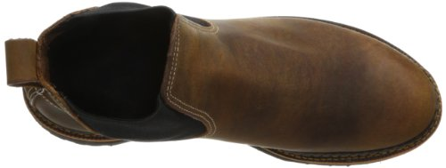 Mens n Wood Tradition American Stream 7010 Crazyhorse Brown Shoe Work rwrd1Eq