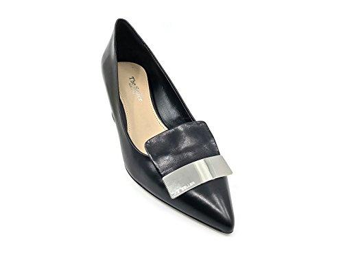 Negro para de Vestir The Cuero Mujer de Seller Zapatos SY8wwnzqp