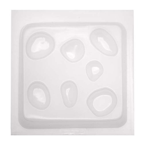 (Yaley Resin Epoxy Mold For Jewelry Casting - Assorted Natural Stone Shapes)