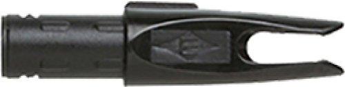 Uni Easton Super Nocks (Easton 12 - Pk Super Uni Nocks, BLACK)