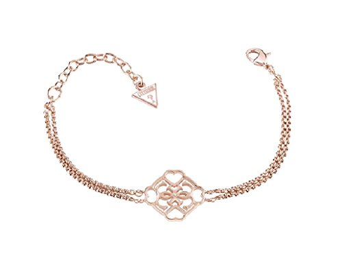 Guess Rose Gold Plated Bracelet UBB21563-S - Guess Gold Plated Bracelet