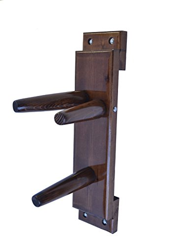 dummymaker Wing Chun Wooden Dummy Plane Walnut Color …
