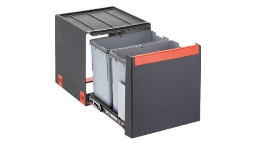 Franke Cube 40 28 L Rettangolare Nero 134.0039.332