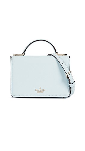 Kate Spade New York Women's Cameron Street Hope Mini Top Handle Bag, Shimmer Blue, One - Kate Blue Spade