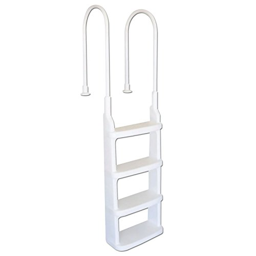 Above Ground Ladder (Main Access Easy-Incline Above Ground Pool Ladder)
