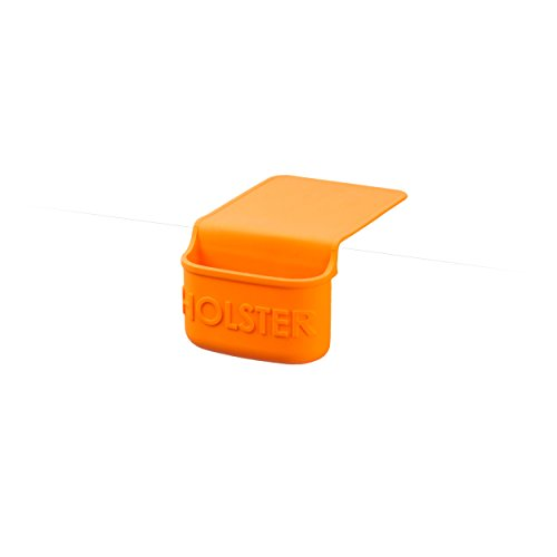 Holster Brands Lil Holster Sponge Storage Holder, Mini, Orange