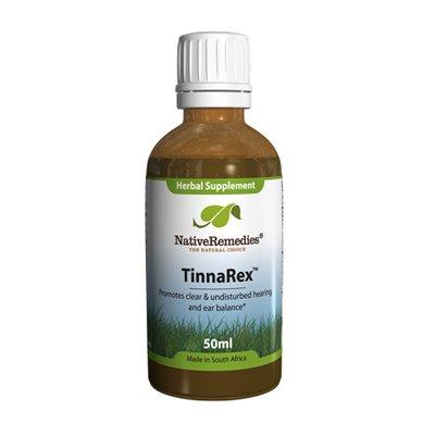 TinnaRex pour soulager les acouphènes (50ml)