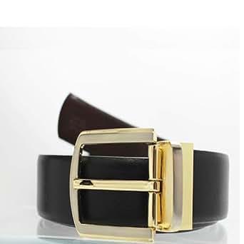 Lorenzo Multi Color Leather Belt For Men