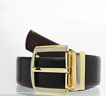 Lorenzo Multi Color Leather Belt For Men