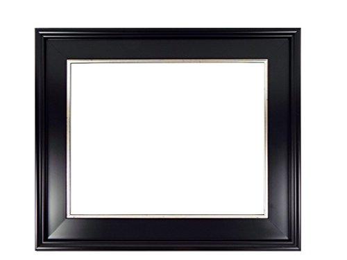 Guerrilla Painter Penrose Plein Silver Air Fine Art Frame, 11