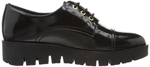 Sixtyseven  Cerrados, Chaussures de ville à lacets pour femme noir noir EU 36