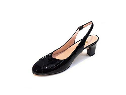 Women's Court Women's Court Women's Court Black Melluso Melluso Shoes Black Black Shoes Shoes Melluso Melluso EqR7S4E