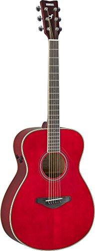 Yamaha FS-TA Concert Size Transacoustic Guitar w/Chorus and