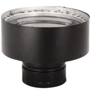 Dura Vent Adaptor (Simpson Duravent Pellet Stove Vent/Dura Plus Adapter Insulated 8