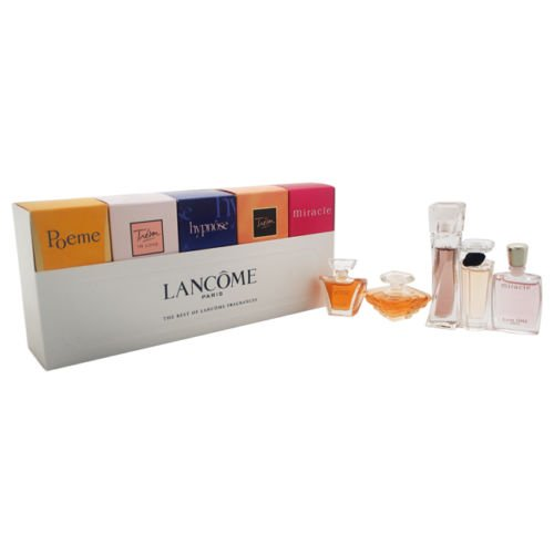 (Lancome Best of Lancome Mini Variety Set for Women, 5)