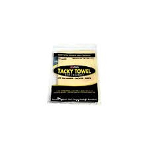 Gamma Tacky Towel (Off White) - 2 Pack