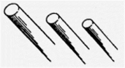K & S PRECISION METALS 512 9/32'' x 36'' Music Wire