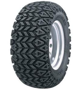 Carlisle All Trail II ATV Bias Tire - - Tires Atv Carlisle