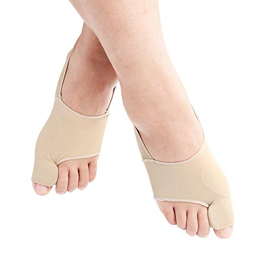 Bunion Corrector Big Toe - Bunion Splints Pain Relief - Hallux Valgus Treatment Kit Protector - Bunions Pads Toe Spacer for Women & Men (S Size(5-7.5))