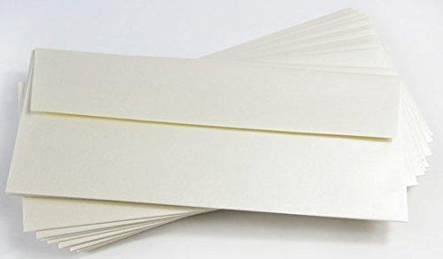 #10 Stardream Opal Envelopes - Straight Flap, 81T, 25 Pack ()