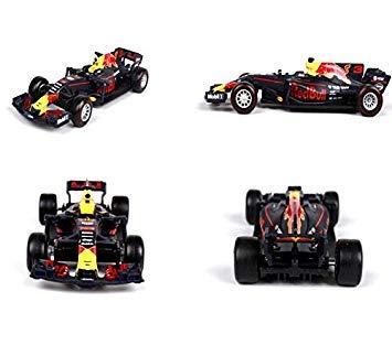 Mylb 1 43 Red Bull Racing car Model car Model Simulation of F1 Alloy Carriage Black