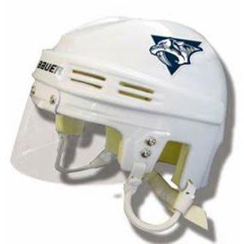 NHL Nashville Predators Replica Mini Hockey Helmet - Nashville Predators Helmet