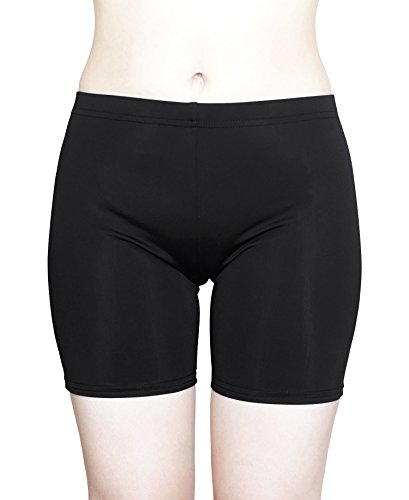 s Boyleg UPF 50+ Bikini Bottom Tankinis Multipurpose Swim Sport Short M(FBA) (Short Suit Separates)