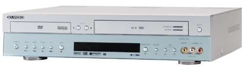 GoVideo DVR5100 Progressive DVD VCR Combo