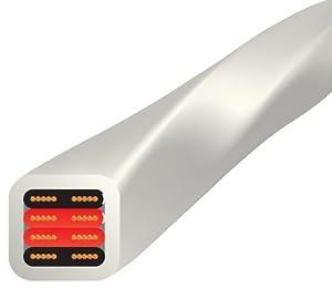 Amazon.com: Wireworld Luna 7 Bulk Speaker Cable - Unterminated ...