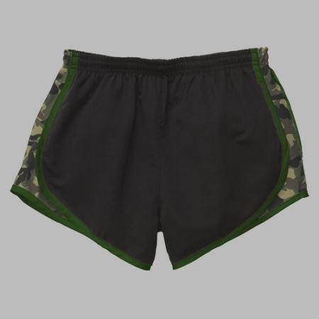 Price comparison product image HTC BUNDLE: Athletic Shorts, Dri Fit Gym or Play Shorts & Garment Guide, Camo-M