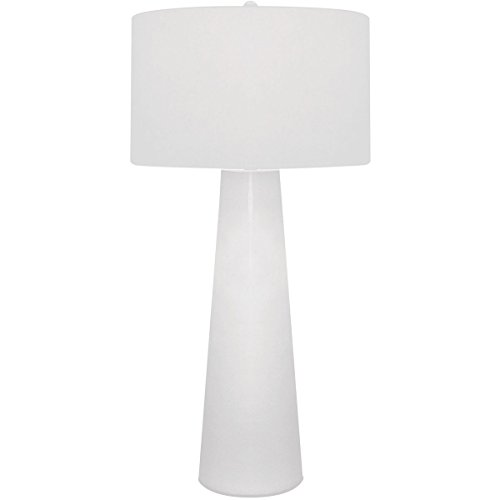 Lamp Works 203 Obelisk Table Lamp, White Light, 36
