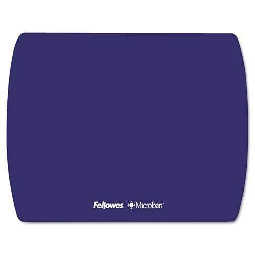 - Fellowes 5908001 Microban Ultra Thin Mouse Pad, Sapphire Blue