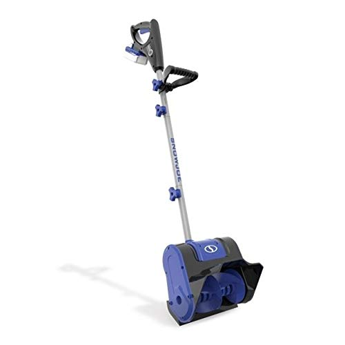 Snow Joe 24V-SS10 24-Volt 10-Inch 4-Ah Cordless Snow Shovel, Blue
