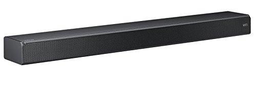Samsung HW-MS550/ZG Inalámbrico y alámbrico 2.0canales Titanio Altavoz soundbar - Barra de Sonido (2.0 Canales, DTS 2.0,Dolby Digital, Inalámbrico y alámbrico, 1.4a, 50 W, 3,2 W)
