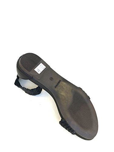 Divine Follie Fashion Sandals Women's Black 1TawqO01