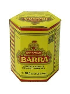 Ibarra Mexican Chocolate, Boxes, 18.6 (Azteca Milk Chocolate)