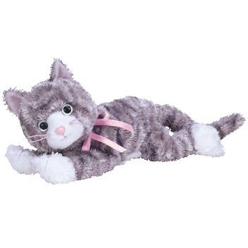 43b3201d31b Image Unavailable. Image not available for. Color  Ty Beanie Babies - Aria  the Cat  Toy