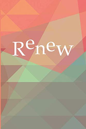 Renew: A journal with alternating dot grid and sacred geometries graph paper for mediation, reflection and rejuvenation