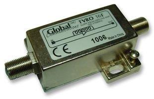 Amplificador Slope equalised – para tendido de cables de muy larga, amplificadores puede ser Cascada