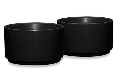 Noritake 9-Ounce Colorwave Ramekins, Set of 2, Graphite