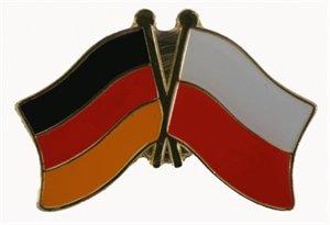 Yantec Flaggenpin Polen Pin Flagge