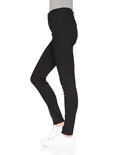 TB Black Pieces Noos Soft Femme Noir Skinny Pchighfive Blk Skn Jean Black qwqOBvRS