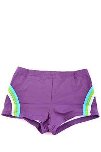 Sundek Men's Mcbi288022o Purple polyamide Trunks by Sundek