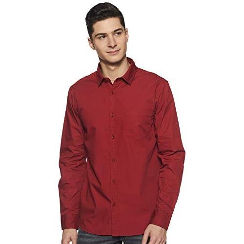 31C7T lBl L. SS500  - Amazon Brand - Symbol Men's Casual Regular Fit Shirt