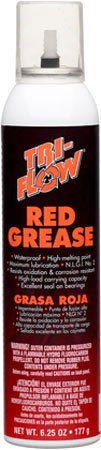 (TRI-FLOW Red Grease)